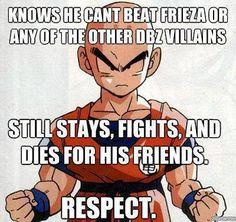 Respect da Krilin