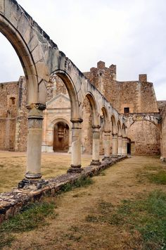 Ex Convento at Cuilapan, Oaxaca, Mexico   by RussBowling