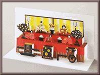 手作りしよう!ひな祭りのペーパークラフト 無料テンプレート【雛人形・ひな段飾り】 - NAVER まとめ