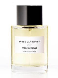 Mmm, Waffles: Dries Van Noten Steps Into Fragrance