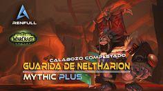 [ES] WoW Legion Calabozo Mitico Guarida de Neltharion