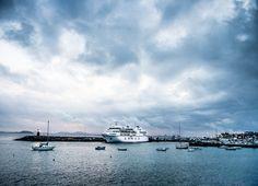 Playa Blanca, Hafen