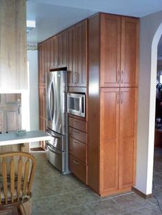 Get free estimates and custom cabinetry services when you choose this reliable business. They also handle projects involving conference tables, closets, entertainment centers, file cabinets, and more.