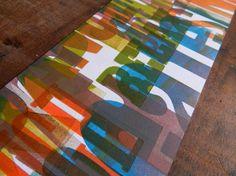Inspirational Words hand rolled letterpress art print