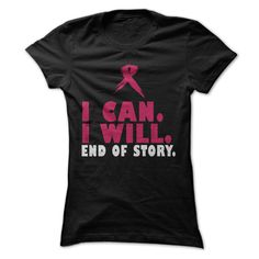 I CAN. I WILL. END OF STORY. - #sorority tshirt #sweatshirt women. ORDER HERE => https://www.sunfrog.com/LifeStyle/I-CAN-I-WILL-END-OF-STORY.html?68278