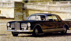 1957 Facel Vega Excellence Saloon