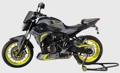 Yamaha MT 07 2014/2016
