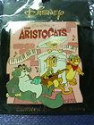The Aristocats- pin from Japan