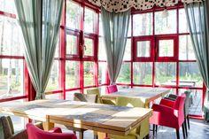 Ресторан в Комарово |Flamand Rose