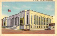 New Post Office Nashville, TN
