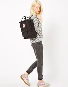 Enlarge Fjallraven Kanken Mini Backpack