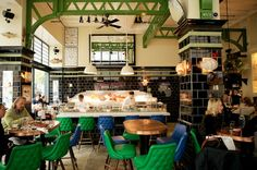 John Dory's Oyster Bar @ Ace Hotel / New York, Midtown South