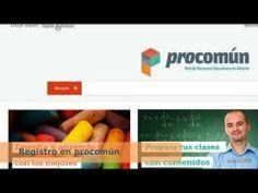 Procomún. Red de Recursos Educativos en Abierto (lista de reproducción)