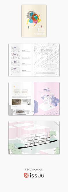 Undergrad architecture Portfolio