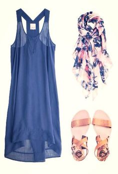 Low maintenance and free in this perfect resort ready #outfit! #CalypsoStyle