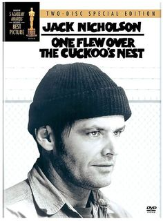 One Flew Over the Cuckoo's Nest (1975).  Won all of the Big 5 Academy Awards - Jack Nicholson is perfect in this movie.