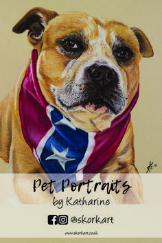 Are you looking for the perfect gift... look no further! their very own pet portrait could be the gift that tops them all! Head over to my website and get in touch!