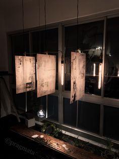 """Dark Lyrics"" Takata Takeya encaustic art exhibition  「濃い詩」 高田竹弥 個展 #pragmata"