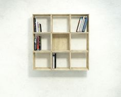Squaring Bookcases / Lee Sehoon
