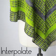 Ravelry: Interpolate pattern by Cindy Garland