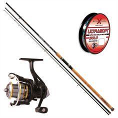 Kit Feeder Canna Erion XT 360 m  Mulinello Reiz  Filo - EUR 119.00 Kit, Golf Clubs