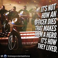 #Repost @firstrespondertaskforce with @repostapp.  VS Biggest disconnect in our society. We must start showing our appreciation and respect while they are ALIVE!  LIKE & FOLLOW @hctactical if you support our nation's heroes!  #police #bluelivesmatter #policeofficer #cop #cops #sheriff #leo #deputy #policeman #policelivesmatter #lawenforcement #rescue #firstresponder #emergency #ems #emt #dispatch #military #veteran #america #insurance #lifeinsurance #instagram #instamood #thinblueline #hero…
