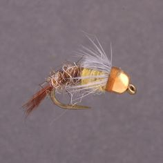 B's GB Emerger PMD #Mayfly-Patterns #Trout-flies