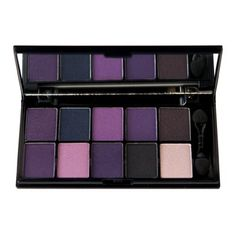 Amazon.com: NYX Cosmetics Eye Shadow Palette 10 Color, Velvet Rope, 0.49-Ounce: Beauty $9.99