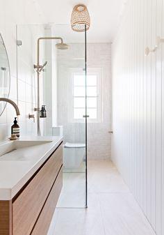 Home Interior Design .Home Interior Design Bad Inspiration, Bathroom Inspiration, Bathroom Renos, Small Bathroom, Paris Bathroom, 1950s Bathroom, Navy Bathroom, Bathroom Goals, Bathroom Interior Design