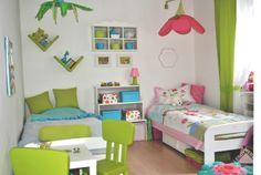 Boy And Girl Shared Room, Boy Girl Bedroom, Boys Bedroom Decor, Kids Bedroom Furniture, Baby Room Decor, Girl Room, College Room Decor, Teen Bedroom Designs, Kids Room Paint