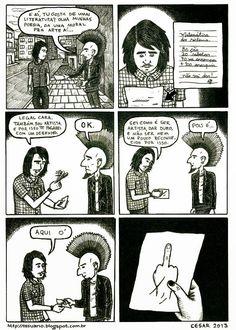 Poesia anarquista, por Cesar Andrade.