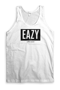 G-Eazy Endless Summer Tank (White)