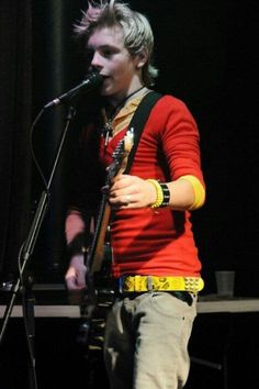 Young ross lynch