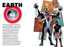 Multiversity Earth 45