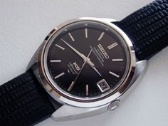 VERY RARE KING SEIKO CHRONOMETER SPECIAL 5245-6000