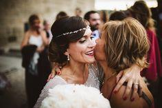 Inspiración para Novias: La Boda de Charo   Something Blue, Wedding Planner #bodaenToledo #noviasconestilo #JennyPackham
