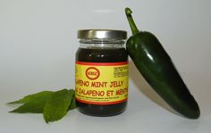 NEW: Fresh from Gordz Pepper Ranch comes Gordz Jalapeno Mint Jelly and its a HIT! The flavour of jalapenos mingles with a refreshing hint of mint! Just think of the possibilities....lamb, pork.... www.gordzhotsauce.com  #peppergrower   #hotsauce   #hotpepperjelly