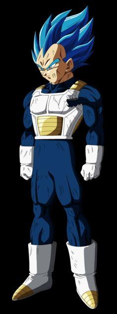 Vegueta SSJ Blue Dai Ni Dankai