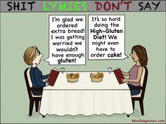 The High-Gluten Diet
