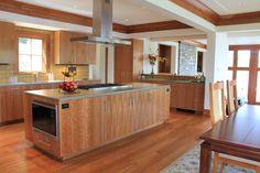 Custom Waterfront Home built by Olson Development LLC