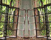 Abandoned Places- Window