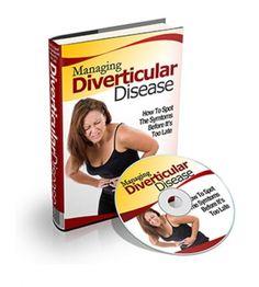 Managing Diverticular Disease - Ebook and Audio (PLR)