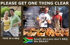 Jip, en Jonas is byderhand om 'n handjie te leen, lol! Africa Rocks, Out Of Africa, Have A Laugh, Get One, South Africa, Bbq, African, Food, Man Se
