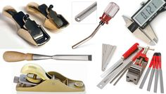 Guitar Making Tools Wish List