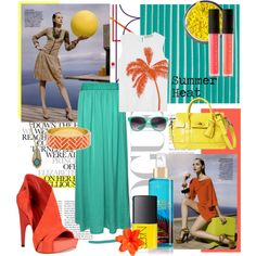 Scorcher, created by stylesqrrl on Polyvore