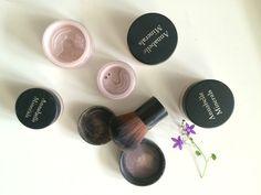 annabelle minerals, cienie do powiek, puder mineralny, kosmetyki naturalne