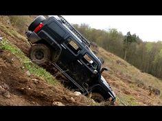 4x4 Off Road Downhill - Hummer H3