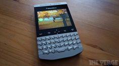 Porsche Design P'9981 BlackBerry