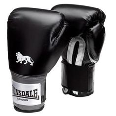 Lonsdale | Lonsdale Pro Training Gloves | Boxing Gloves