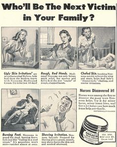 Who Will Be The Next Victim In Your Family?  (McCall's, 1944)